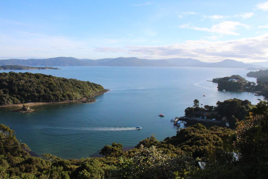 Kaian at Golden Bay Stewart Island