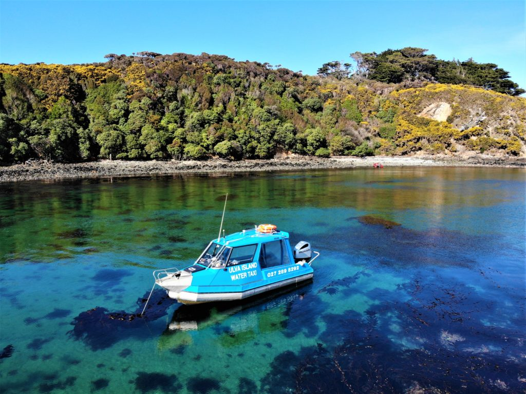 Kaian in some beautiful cyan waters ;)