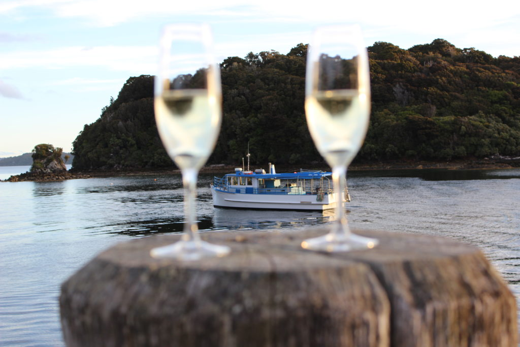 Ranui evening cruise