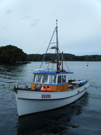 Tequila fishing charter vessel